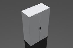 MODULAR PANEL CEMAR LEGRAND 1900x1200x600 / PAINEL MODULAR CEMAR LEGRAND 1900x1200x600