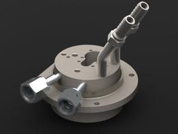 Heater Connector p5000 Tungsten