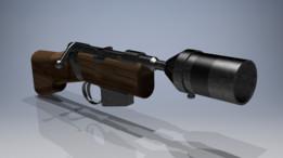 Star Wars: Jawa ion blaster