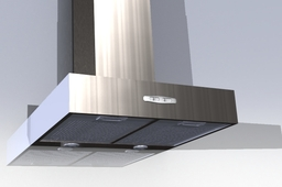 Wall hood (kitchen air extractor)