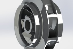 Double Fin Impeller