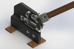 Tesoura de Bancada / Stand Scissors