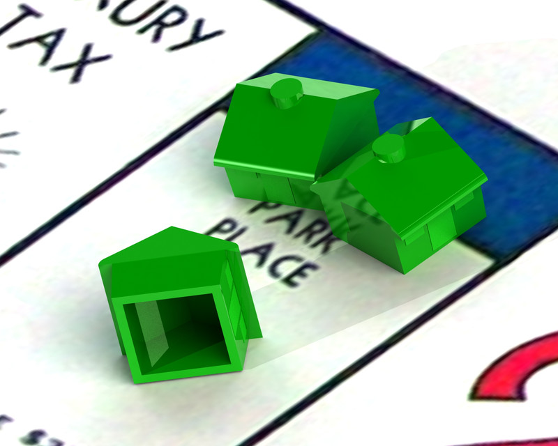 Image result for monopoly house