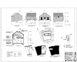Request for building permit garage.