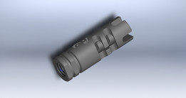 Flash Hider  muzzle break