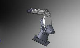 BRAZO ROBOT ARM