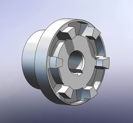 Acoplamento Ø128 (coupling)