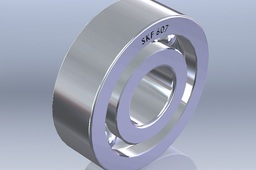 7mm Bearing SKF 607 (RS 286-7518)