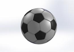 Soccer Ball Desk Knob Futbol
