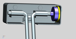 Throttle Pedal - Tube Design