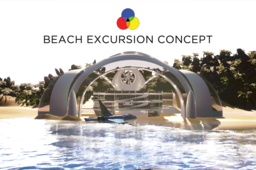 Beach Excursion Concept by Tommy