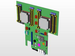 pcb - Recent models   3D CAD Model Collection   GrabCAD