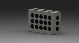 A 1X2X3 block