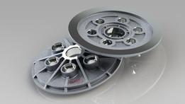 Pressure plate Ducati 998