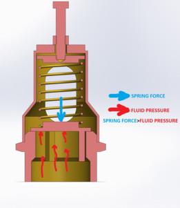 Pressure Relief Valve (PRV)