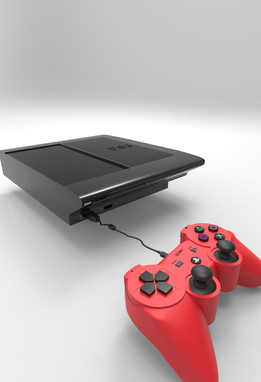 SONY PS3 and dualshock 3