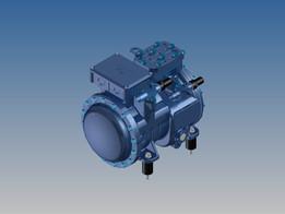 Compressor Dorin H200CS