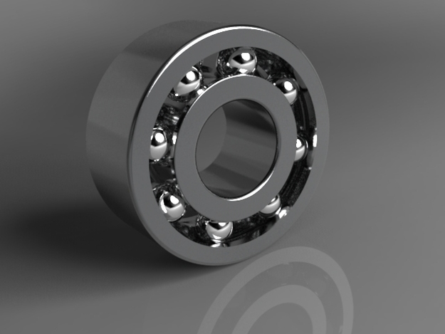 SKF 3305A, Double row angular contact ball bearing