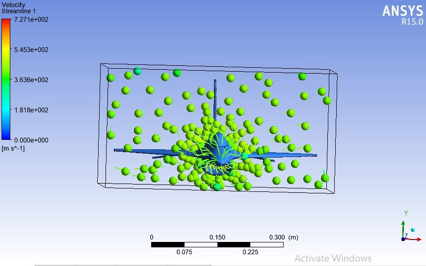 CFD analysis of F -16 Aircraft | 3D CAD Model Library | GrabCAD