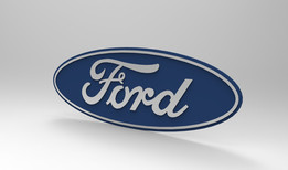 FORD and FIAT LOGO