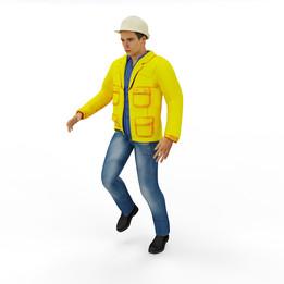 worker - Recent models | 3D CAD Model Collection | GrabCAD