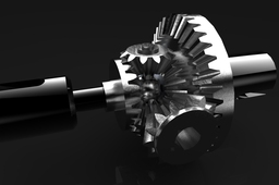 Planetary Gear Differential Tamiya TT-01