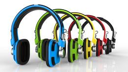 KeyShot Headphones