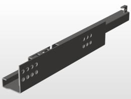 Blum Tandem Drawer Rails & Brakes 551H310