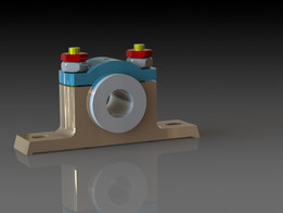 assembly of plummer block