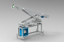 Multi adjustable belt conveyor