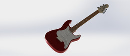 Stratocaster- Electric guitar