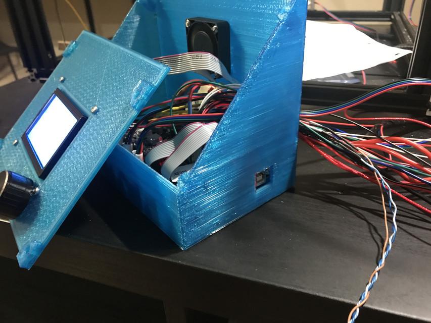 Tango Controller Box   3D CAD Model Library   GrabCAD