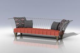 Pharoah Sofa