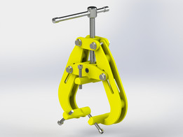 Tubing Welding Clamp