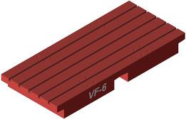 HAAS VF-6 TABLE