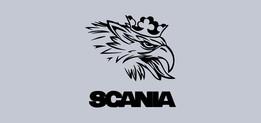 logo scania truck