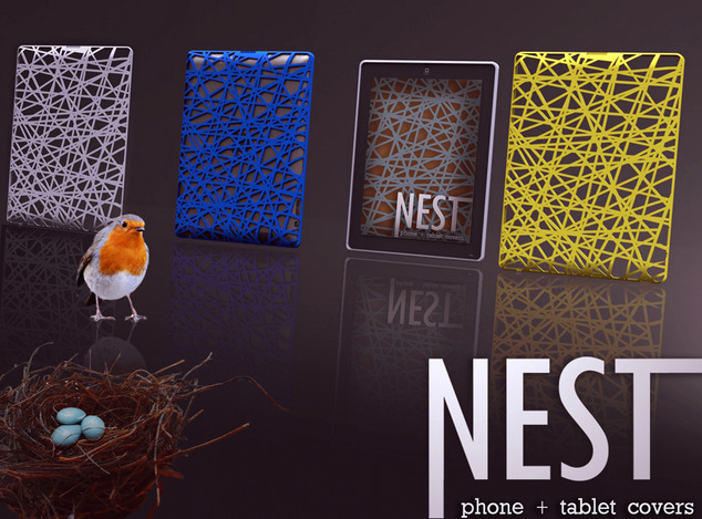 Nest iPhone Cover