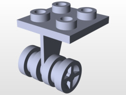 Lego City 60101 parts 4211516 & 4211506