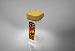 Nescafe Bottle