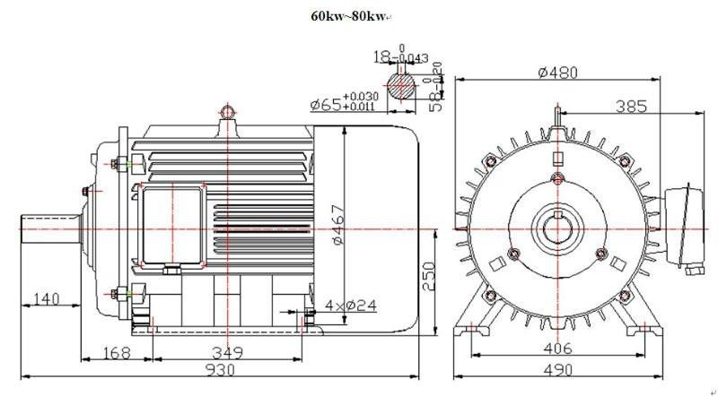 New Step Motor NEMA23 4Lead 18 9Kgf cm 1 8Degree 76mm OT291 furthermore QuadcopterDesign as well Motor Eletrico Weg Electric Motor 5 Cv 2000 Rpm 1 in addition Carports also Weg motor drawings. on motor frame size chart