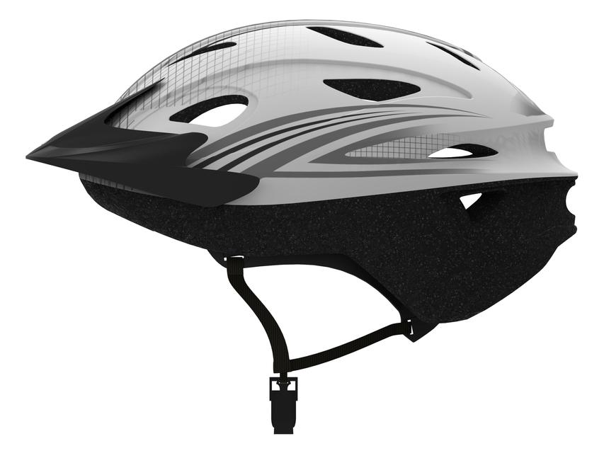 bike helmet | 3D CAD Model Library | GrabCAD