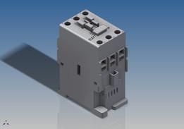 Allen-Bradley Contactor 100-C37