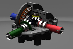 Differential Gear Box
