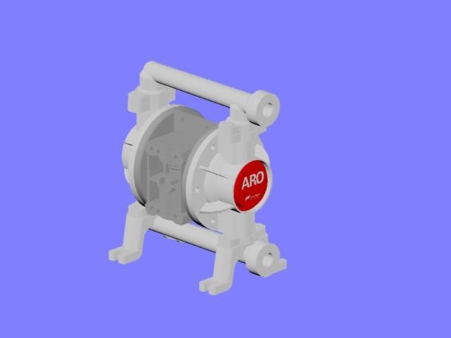 38 aro diaphragm pump 3d cad model library grabcad ccuart Images