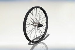 "20"" - 406mm 8 speed bicycle wheel"