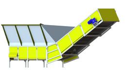 Nastro trasportatore, conveyor belt.