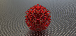 BRO-WOVEN DODECAHEDRON:)