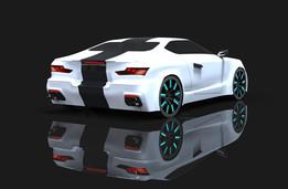 My honda Concept car