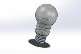 Simple Ligth Bulb
