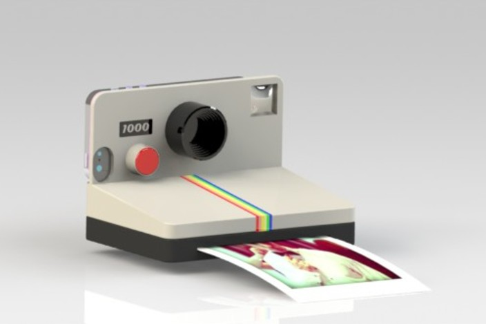 polaroid printer for iphone iphone 5 polaroid accessory 15879